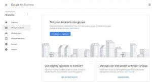 לוח בקרה של גוגל לעסק שלי לסוכנויות